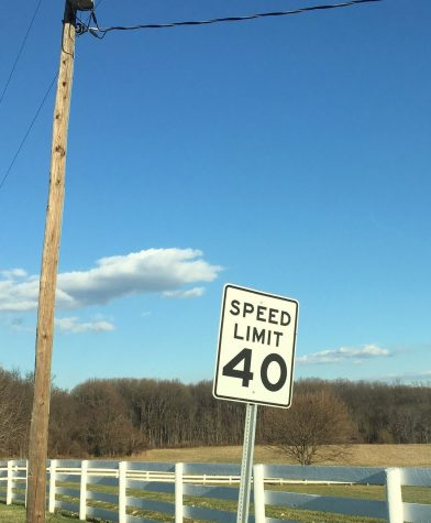 Montgomery county speed limits at risk of being lowered