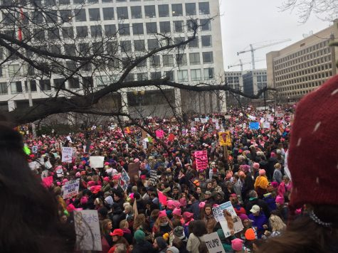 Women's March on Washington empowers women across the globe