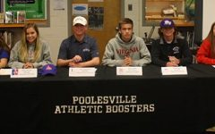 Senior athletes commit to Division 1, Division 2 schools