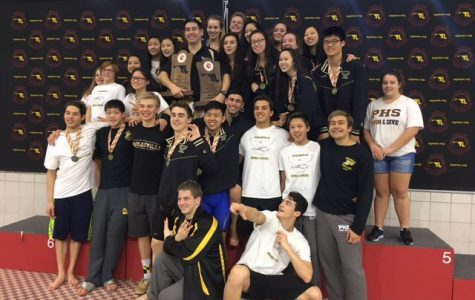 State champ swim team looks to dominate in higher division