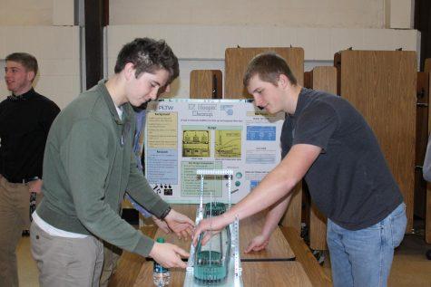 PLTW program holds annual engineering week celebration