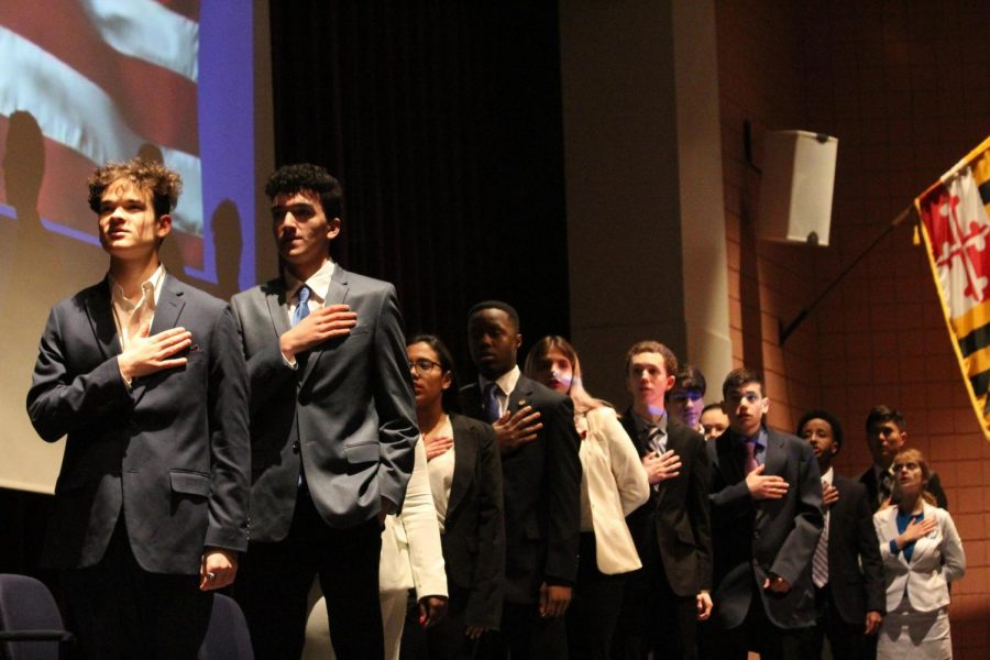 SMOB nominating convention involves PHS junior, results in two finalists