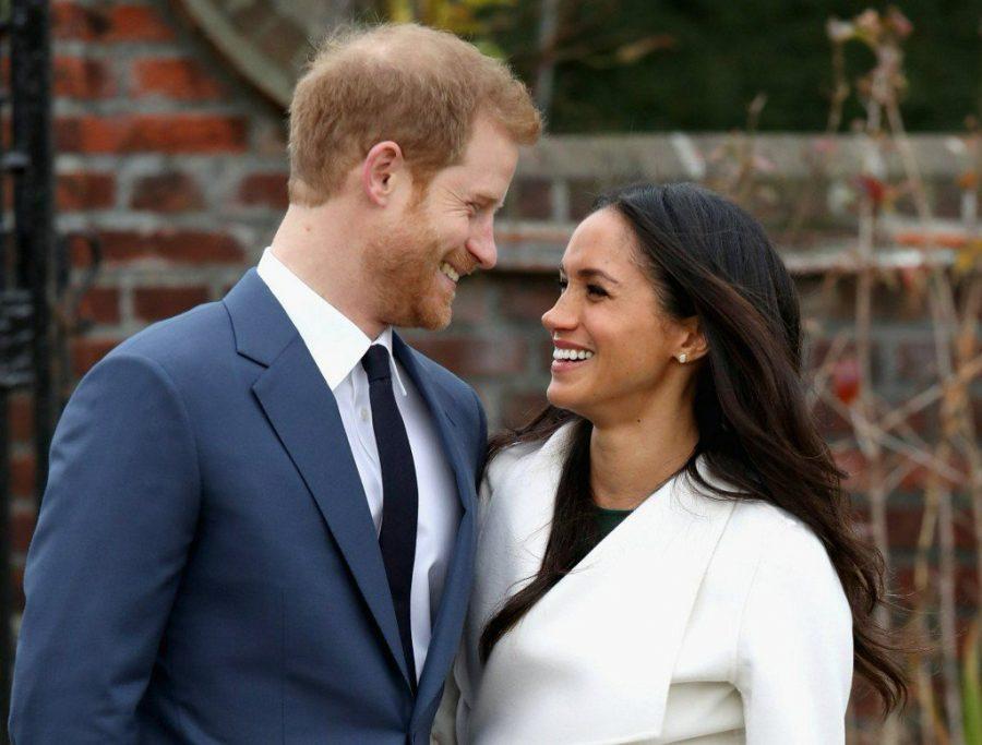 Prince Harry and Meghan Markle. Photo: Twitter/@FOX61News