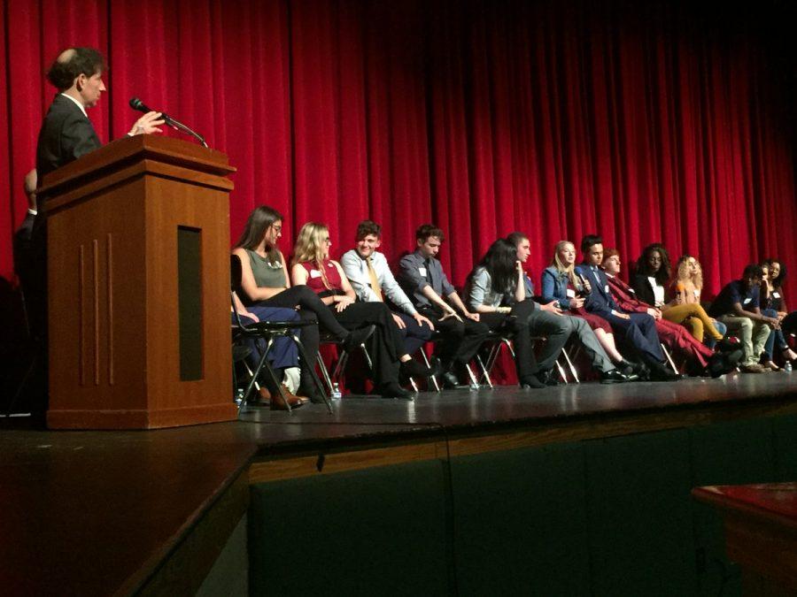 Parkland students visit Blair High School, host student forum