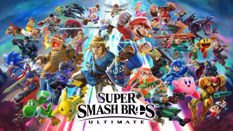 Super+Smash+Bros.+Ultimate%3A+the+Ultimate+Smashing+Success