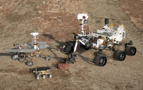 NASA enlists the aid of K-12 students to help name Mars rover