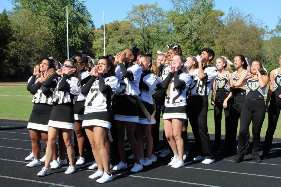 Poolesville High School celebrates Homecoming