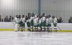 Student ice hockey team seeks further recognition from fans