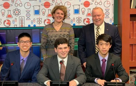 "Poolesville High School's ""It's Academic"" Team Advances to Regional Playoffs"
