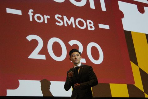Junior Jason Wu speaks about his Maryland SMOB campaign.