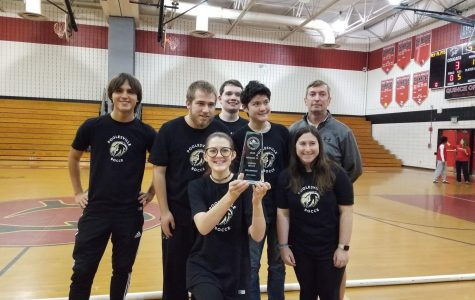PHS Bocce Team Wins Divisionals