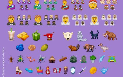 New emojis from Unicode to be released at the end of the year.