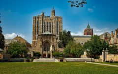 Yale University comes under fire for alleged racial discrimination practices in its admissions.