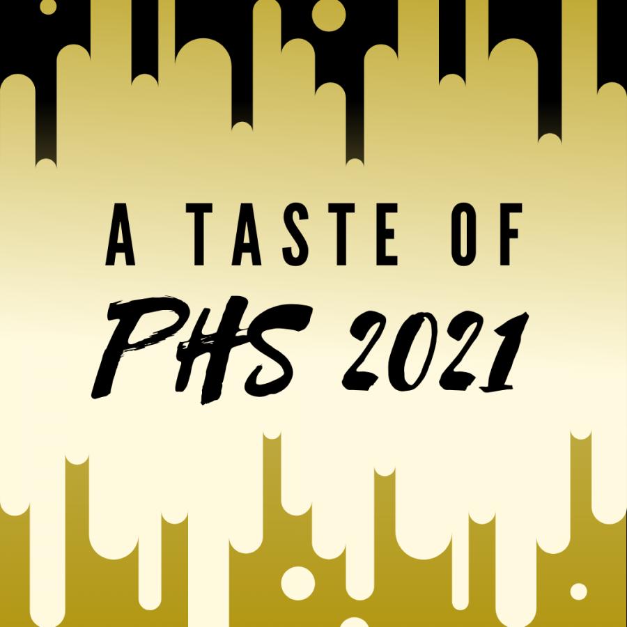 Playlist- A Taste of PHS 2021