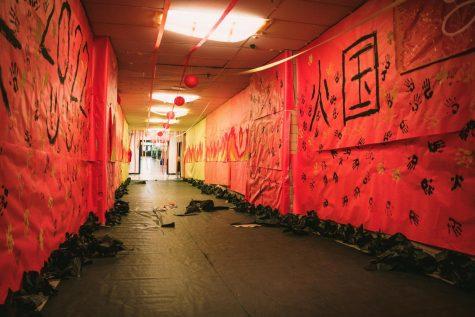 Senior Hallway Decor pt 2